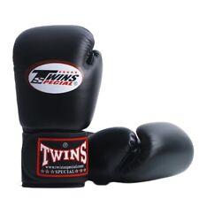 Boxing Gloves Black 14oz MMA Muay Thai Gym Fitness Bag Sparring Training Gloves
