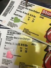 Karten für Rolling Stones in stuttgart