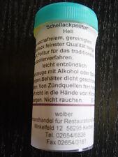 Politur-Schellackpolitur-Ballenmattierung super blond 8940 hell - in 50 ml