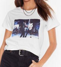 Pulp Fiction Shirt Dance John Travolta Uma Thurman Movie Unisex T-shirt S-5XL