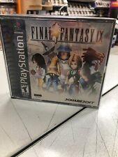Final Fantasy IX NTSC-USA PS1 PSX USATO GARANTITO
