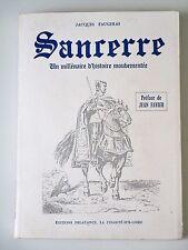 SANCERRE Cher Connétable Louis de Sancerre Auvergne Bourbon-Montpensier Bueil