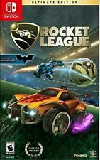 Rocket League Ultimate Edition Nintendo Switch Brand New Sealed