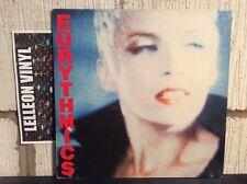 Eurythmics Be Yourself Tonight Vinyl Record PL70711 Pop 80's Annie Lennox