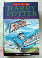 HARRY POTTER and the CHAMBER OF SECRETS UK  First Edition - 1st Print. HARDBACK