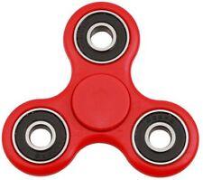 Red Anti-Anxiety 360° EDC Spinner Helps Focusing Fidget Toy [3D Figit] Kids