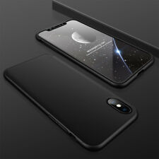 Funda carcasa GKK 3 en 1 completo 360º para Apple iPhone X