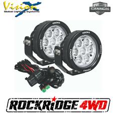 Vision X 4.7″ CG2 MULTI-LED LIGHT CANNON GEN 2 PAIR W/ HARNESS CG2-CPM710KIT