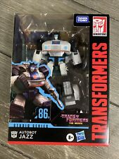 Hasbro Takara Tomy Transformers The Movie Studio Series 86 Deluxe Autobot Jazz