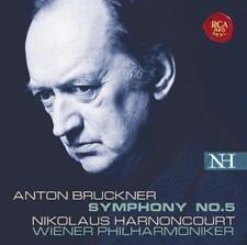 Harnoncourt,Nikolaus - Bruckner: Sinfonie 5 - CD