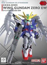 Bandai SD WING GUNDAM ZERO EW 004 EX-Standard Gundam Model Kit Gupla