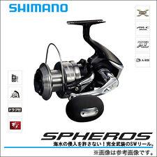 Shimano SPHEROS SW 6000-PG Spinning Reel from japan