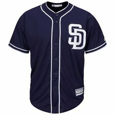 a27008c83 2016 San Diego Padres Majestic Alternate Navy Blue Cool Base Jersey Men s S