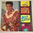 Elvis Presley - Blue Hawaii - Australian Orange Label Stereo LP RCA SL101174