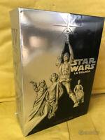 STAR WARS la trilogia DVD box cofanetto fuori catalogo completo come nuovo