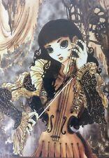 Tokyopop Bizenghast Violin Dinah Jigsaw Puzzle 300 Pc 18x24 w Drawstring Bag New
