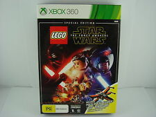 LEGO Star Wars: The Force Awakens Special Edition X-Wing Figure X-BOX 360 Game