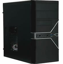 Custom Gaming Desktop Ryzen 2400G 3.9 GHZ 8GB DDR4 Computer PC DVD 480GB SSD