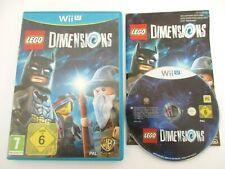 LEGO DIMENSIONS - NINTENDO WII U - Jeu WII U Occasion