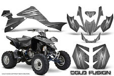 SUZUKI LTZ 400 09-15 GRAPHICS KIT CREATORX DECALS COLD FUSION S