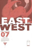 East Of West Comic Issue 7 Modern Age First Print 2014 Hickman Dragotta Martin