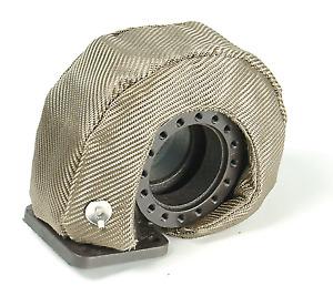 DEI 010144 T4 Titanium Turbo Shield Custom Fit Heat Blanket