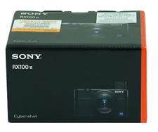 Sony Cyber-shot DSC-RX100 VI Mark6 M6 Digital Camera -Black (Fedex Ship)