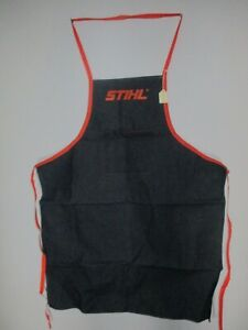 Stihl Shop Apron made of demin type material