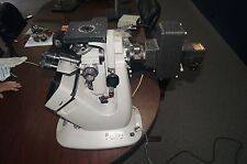 Unitron Versamet Inverted Metallurgical Trinocular Microscope With Camera