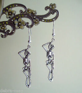 Tick and Tac Pirate Earrings
