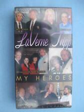 LAVERNE TRIPP MY HEROES SEALED VHS