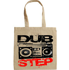 DUBSTEP BOOMBOX- NEW AMAZING GRAPHIC HAND BAG/TOTE BAG