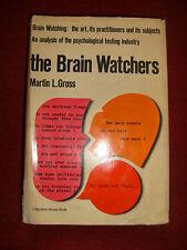The Brain Watchers by Martin L. Gross - 1962 sixth printing