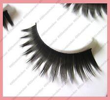 cute little devil japanese super volume dramatic black false eyelash 2 pairs