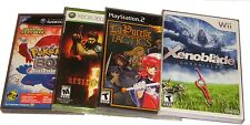 25 DVD style box protectors PS2 xbox Wii WiiU Game Cube Protector New Sealed PS3