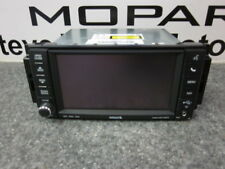 11-14 Jeep Wrangler RHB MYGIG Navigation Radio Satellite GPS NAV 430 New Mopar