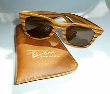 f85f782f1e Ray-Ban Woodies - The most iconic   most rare Ray-Ban Wayfarers ever