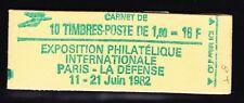 FRANCE CARNET 2155-C2a ** MNH carnet fermé, conf. N° 6, cote: 19  €  (L2)