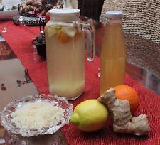 Wasser Kefir 30 g für 1 L Getränk BIO  probiotisch,  Limonade selbst gemacht