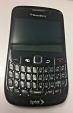 BlackBerry Curve 8530 - Black Sprint / Boost Mobile Smartphone