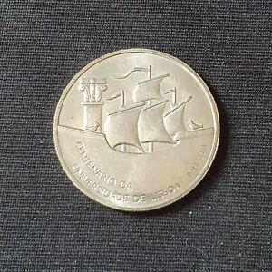 pièce de 2,5 euros Portugal 2011 - neuve - 100 ans Université de Lisbonne