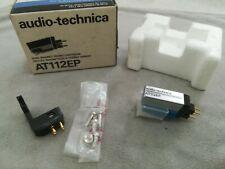 Audio Technica AT-112EP diamond Cartridge bonded Stylus for Technics Turntables