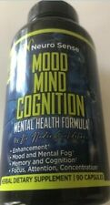 NeuroSense Mood Mind Cognition Dietary Supplement