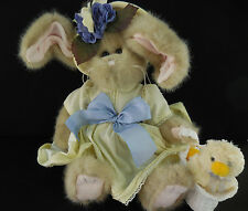 Bearington Bunny Easter Chickadee Basket