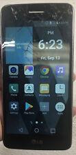 Cracked - LG K8 US215 16GB Blue (U.S Cellular)