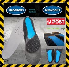 3 x Dr. Scholl's® Memory Fit Work Massaging Gel Cushion Orthotic Insole UK 7-12