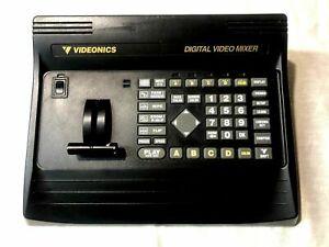 Nice Videonics MX-1 NTSC Video production Mixer Switcher w/power supply BUY NOW!