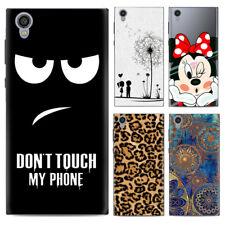 Schutz Hülle für Sony Mobiltelefon Disney Handy Tasche Soft Dünn Case Cover