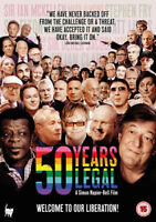 50 Years Legal DVD (2018) Simon Napier-Bell cert 15 ***NEW*** Quality guaranteed