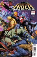 Cosmic Ghost Rider Destroys Marvel History #1 (of 6) Marvel Comics 2019 NM